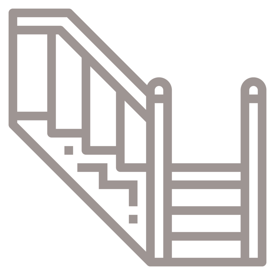Menuiserie escalier