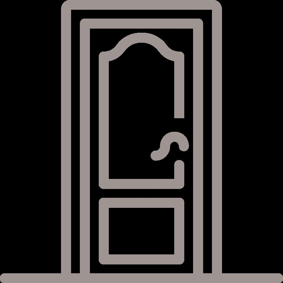 Menuiserie porte interieure