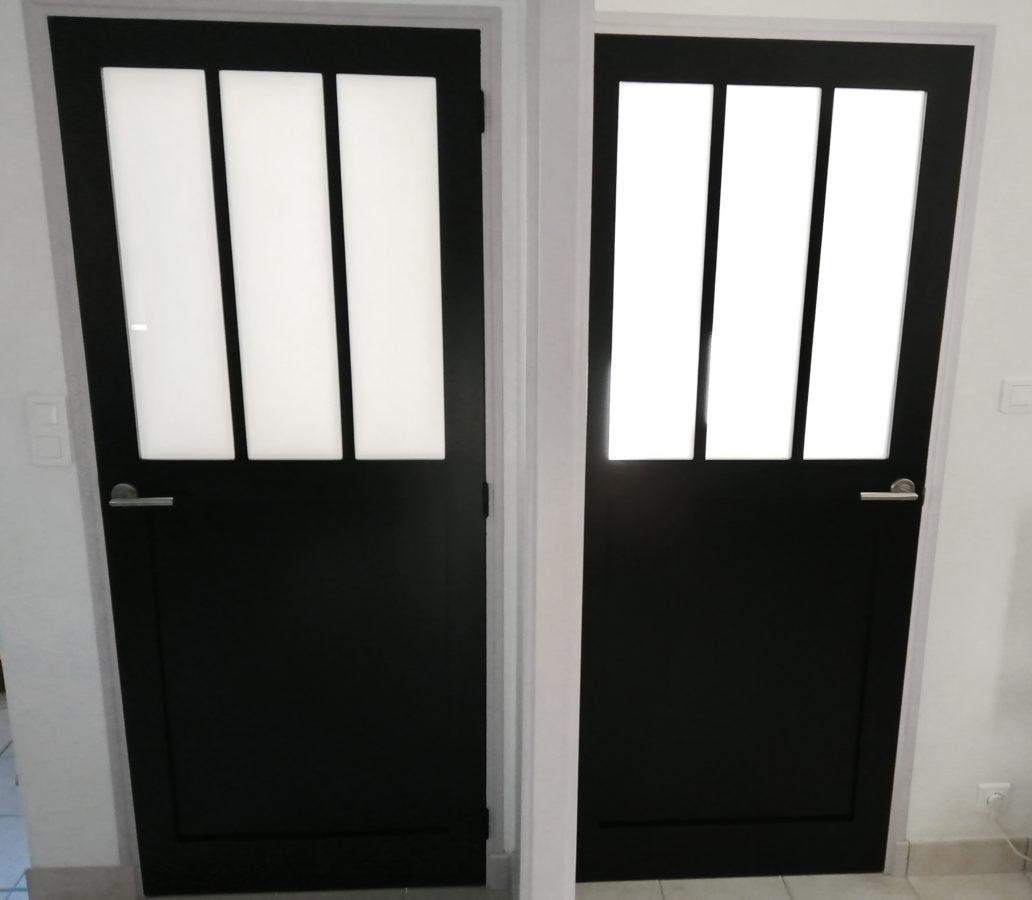 Portes intérieures - Menuiserie Ouvrard Guilloteau